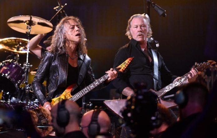 Metallica streamuje koncerty