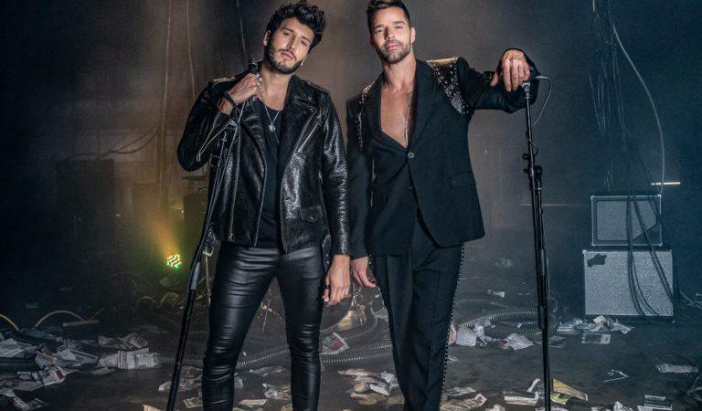 Ricky Martin a Sebastian Yatra v prvej spolupráci 'Falta Amor' : Teaser