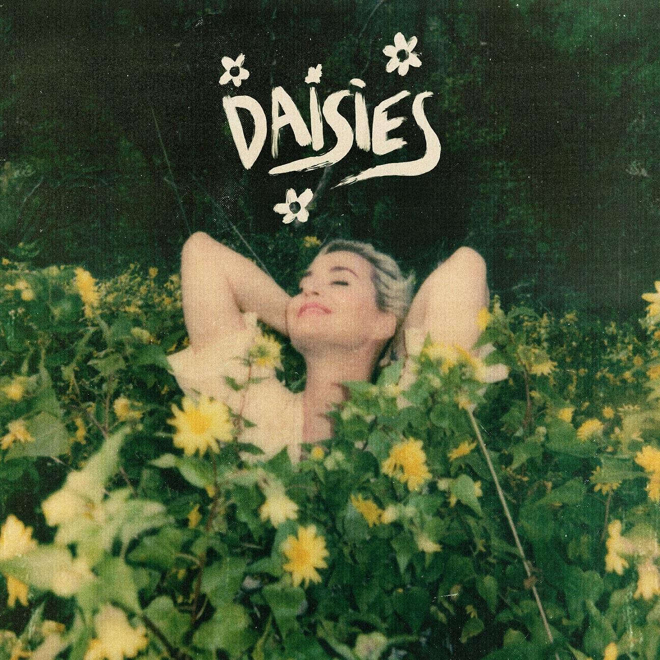 Katy Perry vydáva singel Daisies!