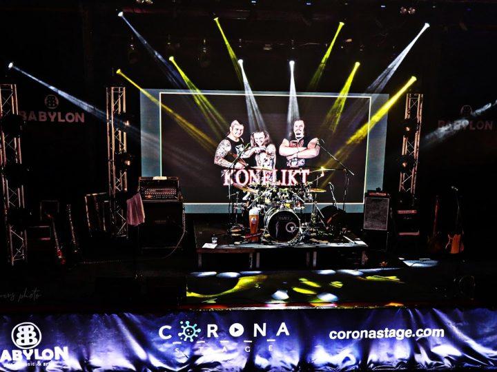Live stream koncert Konfliktu si pozrelo viac ako 80.000 fanúšikov z celého sveta!