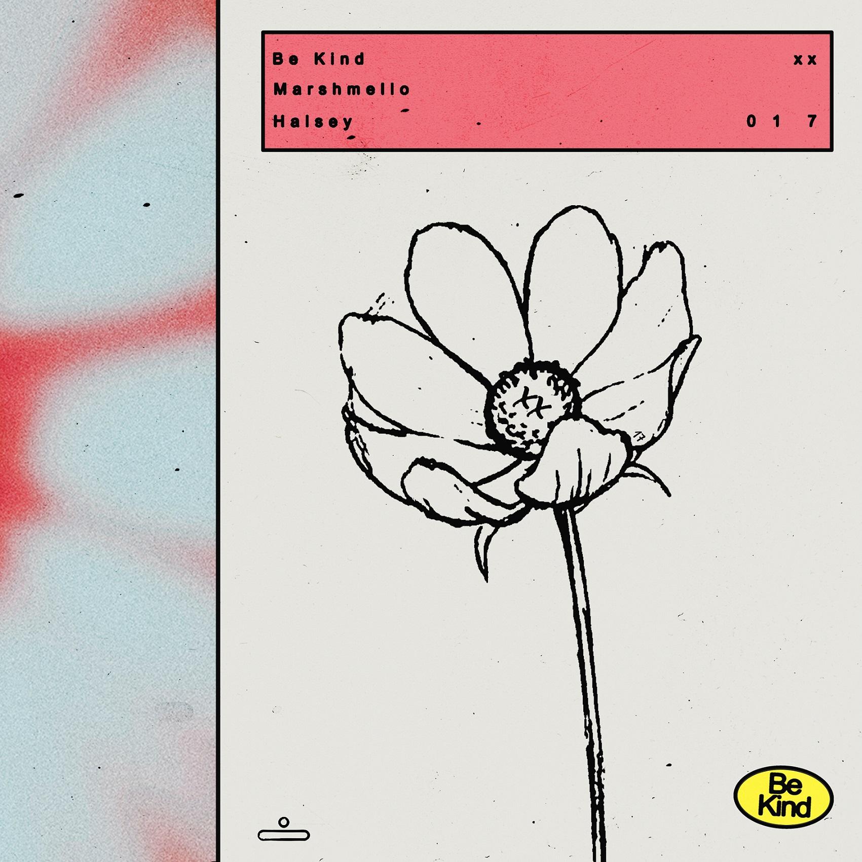 Marshmello a Halsey vydávajú singel Be Kind!