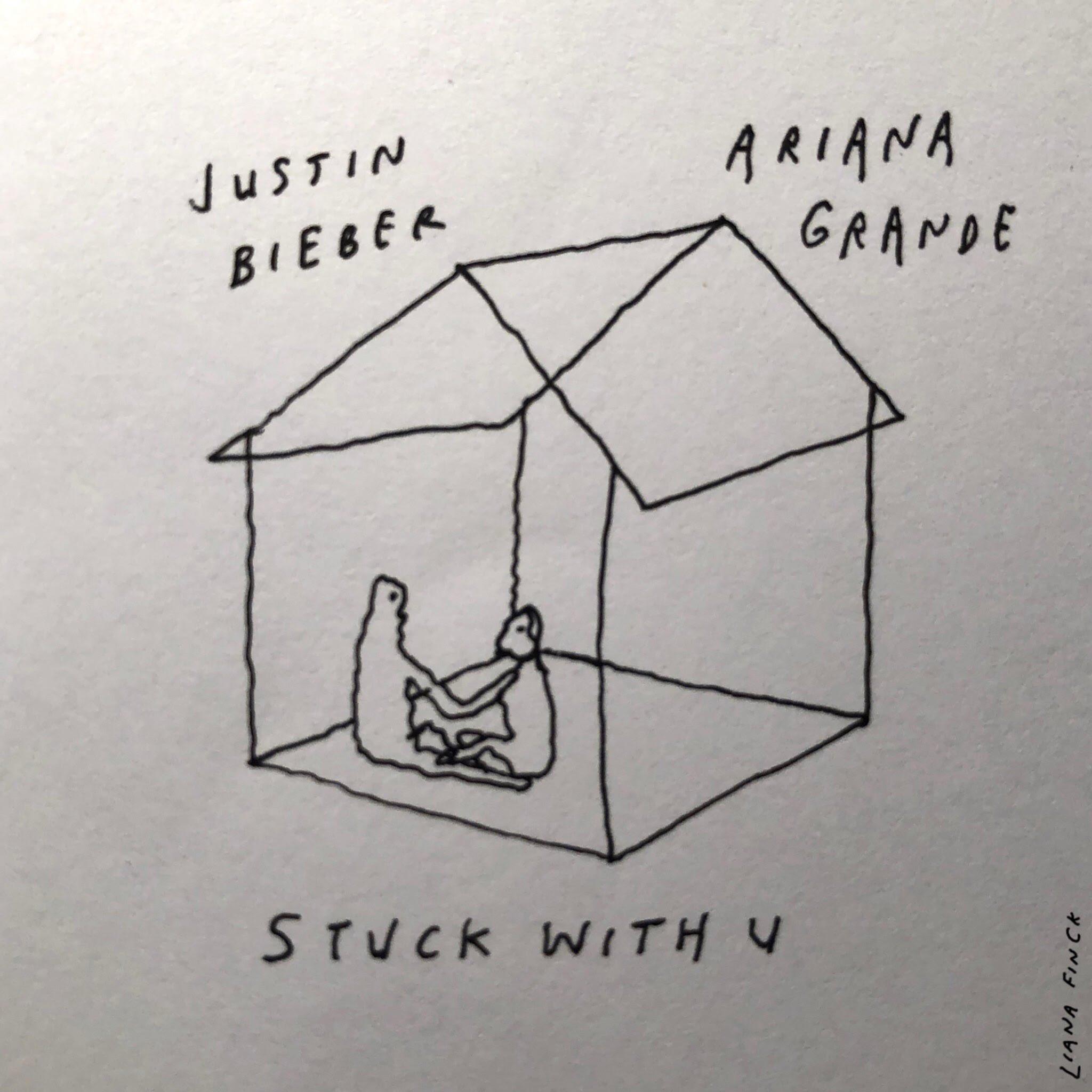Ariana Grande a Justin Bieber vydávajú singel Stuck With U!