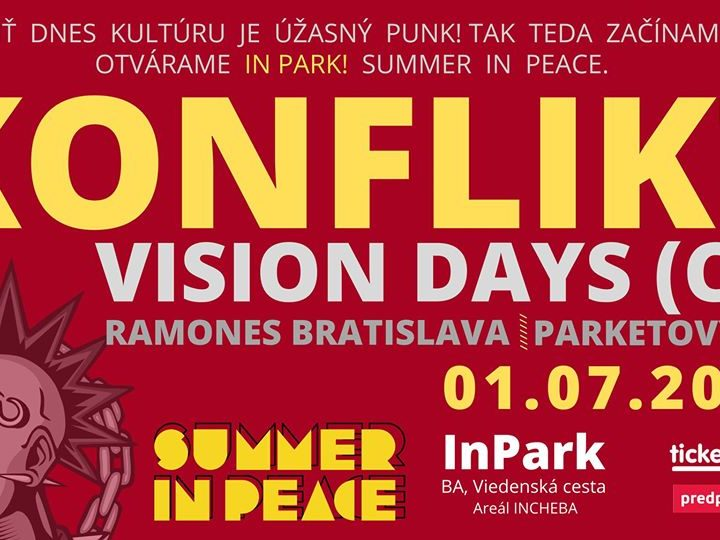 """""""Kultúra je Punk"""" Prvý Open Air v Bratislave"""