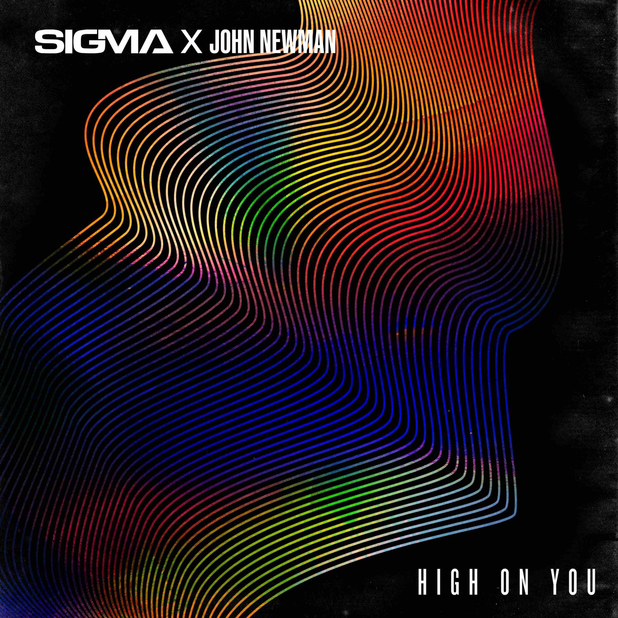 Sigma a John Newman vydávajú letnú hymnu High On You!