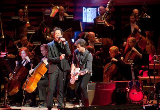 Keď sa spojí symfonický orchester s rockovou kapelou