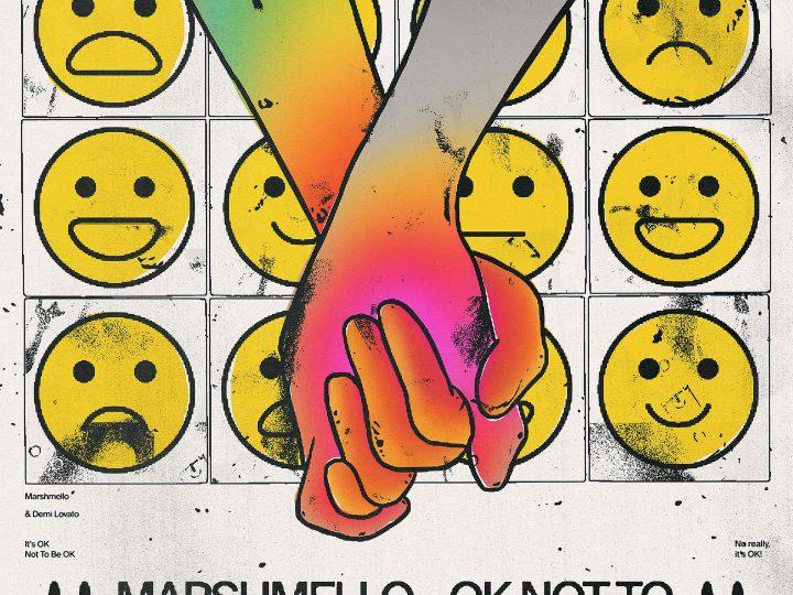 Marshmello a Demi Lovato vydávajú singel Ok Not To Be Ok