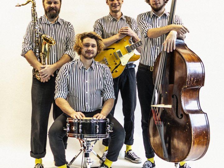 Swing'n'roll v žltých ponožkách