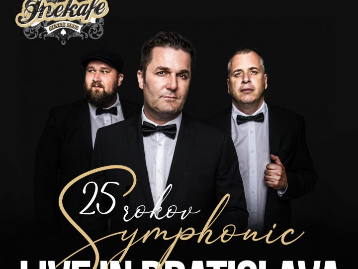 Kapela INEKAFE má nové DVD a CD z veľkolepého symfonického koncertu v bratislavskom NTC!
