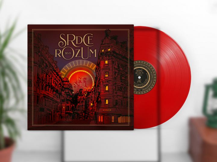 IMT Smile SRDCE ROZUM BOULEVARD vychádza na LP